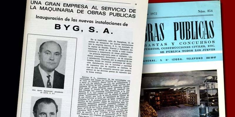 BYG SA 1967