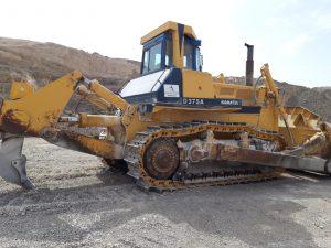 maquinaria KOMATSU D375A1