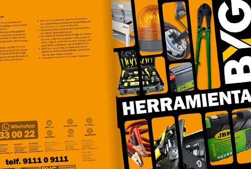 herramientas catalogo