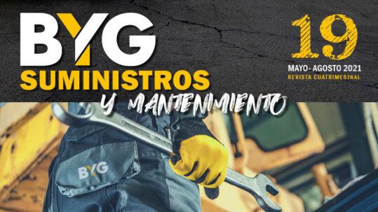 byg revista suministros y mantenimiento 19 2