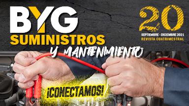BYG_Revista SUMINISTROS Y MANTENIMIENTO nº20