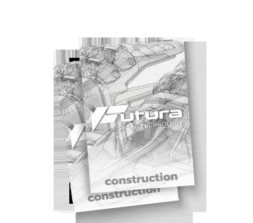 futura construction parts brochure