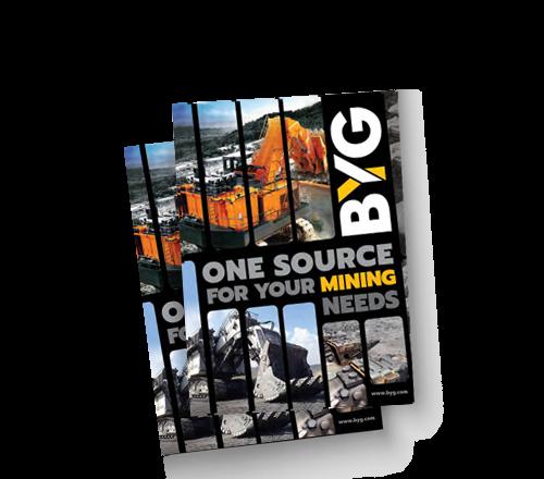 BYG mining brochure