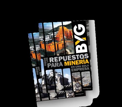 folleto minería BYG