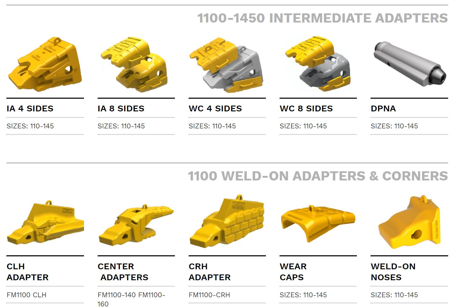 mineradapters